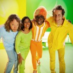 w/pApAs fritAs on Yo Gabba Gabba with DJ Lance Rock (September 2011 for Season 4)